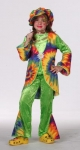 Hippie 70er Jahre Kinder Kost�m Karneval Fasching Party